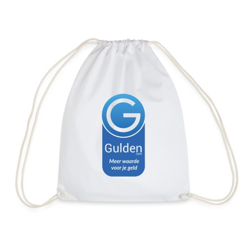 Gulden - Meer waarde voor je geld - Gymtas