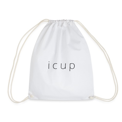 ICUP Toilet Humour - Drawstring Bag