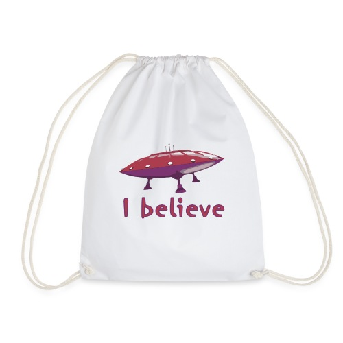 I believe - Drawstring Bag