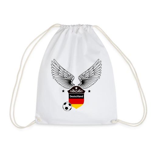 Fußball T-shirts Deutschland - Drawstring Bag
