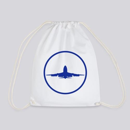 IVAO (Blue Symbol) - Drawstring Bag
