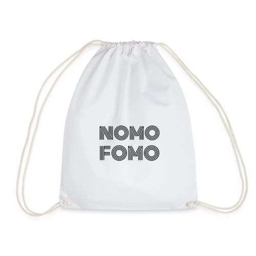 NOMO FOMO - Turnbeutel