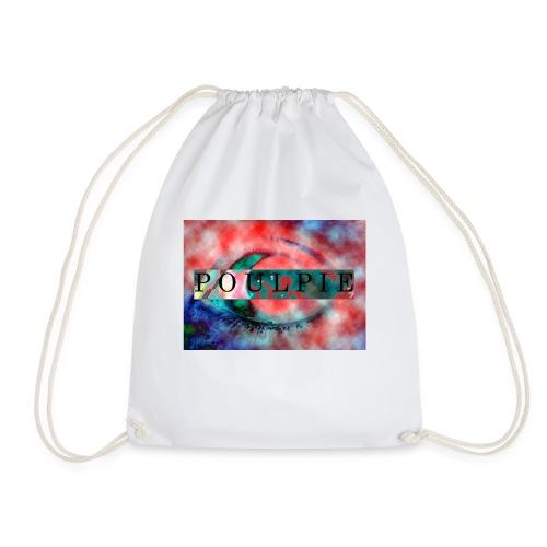 Poulpie Eye - Drawstring Bag