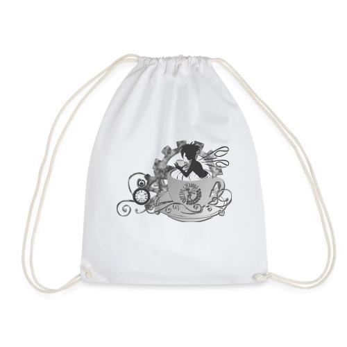 Coffee Cogs Fairy - Drawstring Bag