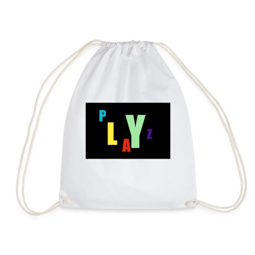 Funky playz - Drawstring Bag