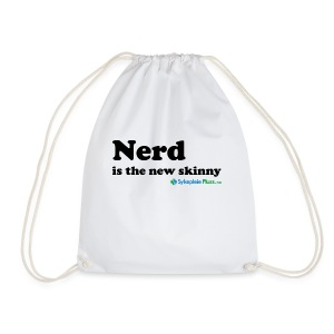 Nerd is the new skinny! - Gymbag