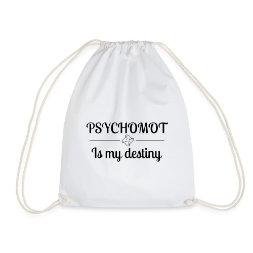 Psychomot Is my destiny - Sac de sport léger