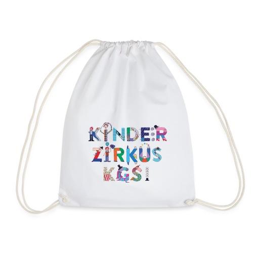 Kinderzirkus KGS - Turnbeutel