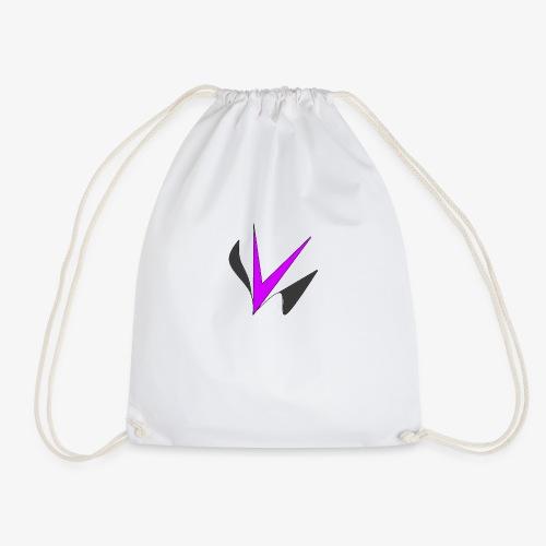 Vinper Logo Rose/Noir - Sac de sport léger