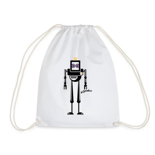 gambots roboter 05 - Turnbeutel