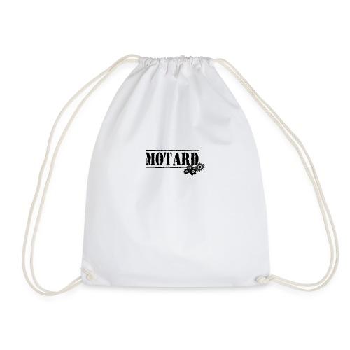 Motard Logo - Sacca sportiva