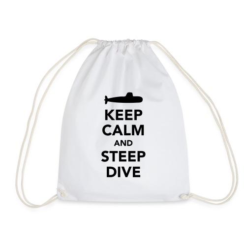 Keep Calm & Steep Dive - Sac de sport léger