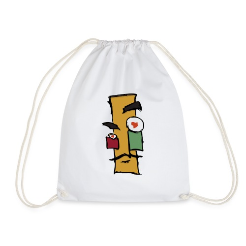 Latin Lover - Drawstring Bag