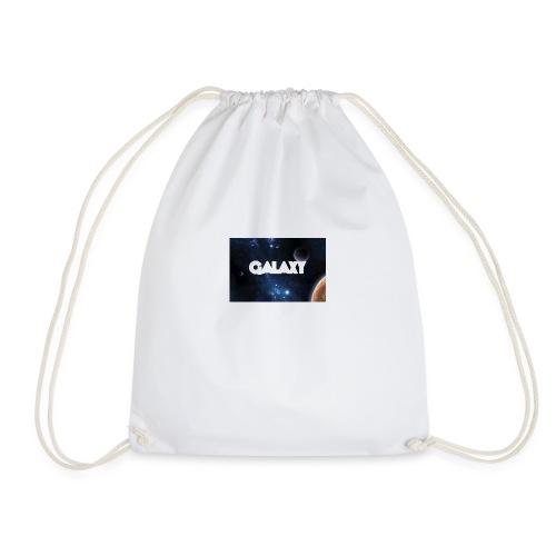 galaxy filmers merch - Drawstring Bag