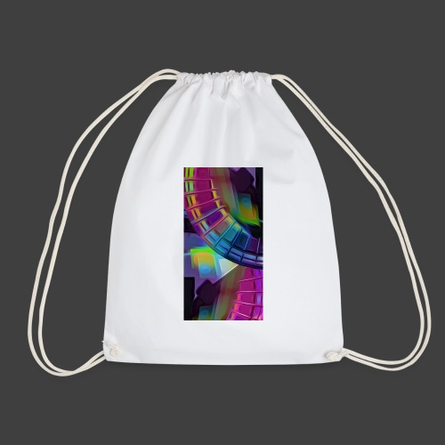 2 Directions - Drawstring Bag