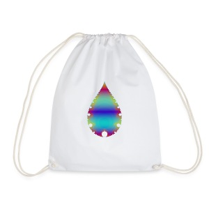 Mandeldrop - Drawstring Bag