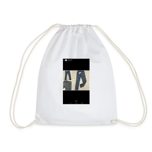 Allowed reality - Drawstring Bag