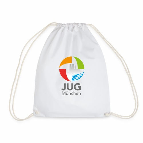 JUG Logo (color) - Turnbeutel