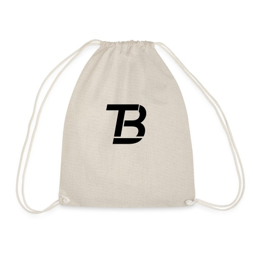 brtblack - Drawstring Bag