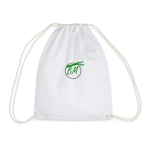 Braminer army logo - Drawstring Bag
