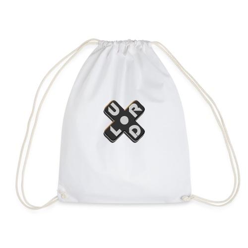 UDLR Logo - Drawstring Bag