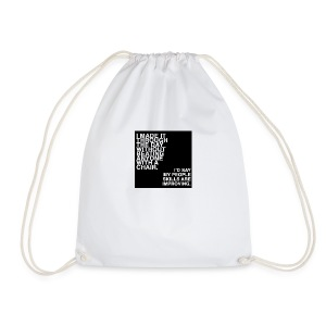 skillz - Drawstring Bag