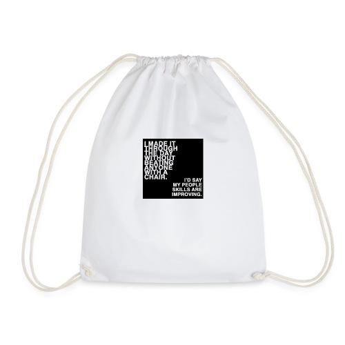 skillz - Drawstring Bag
