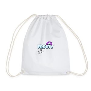 My new logo - Drawstring Bag
