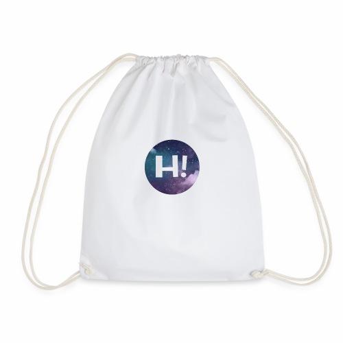 H! - Drawstring Bag