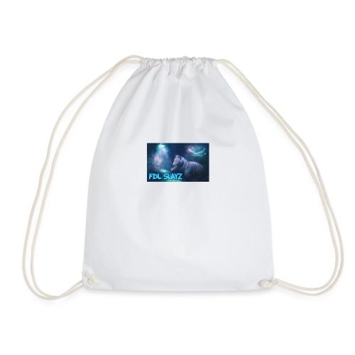 SLAYZ Clothing - Drawstring Bag