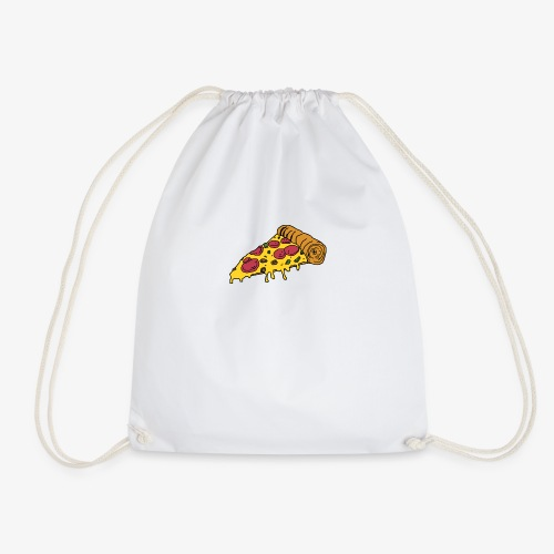 Brandon-B- PIZZA NIGHT - Drawstring Bag