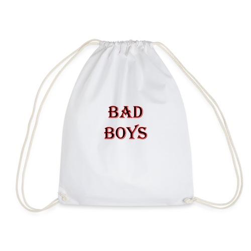 bad boys black red - Sac de sport léger