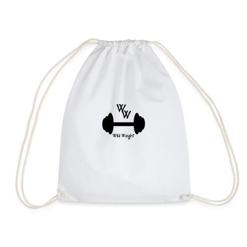 wild weight logo (R) - Mochila saco