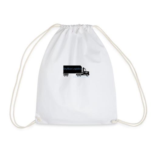 SkyBlue Logistics - Drawstring Bag