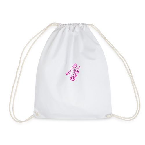 Geko dots - Drawstring Bag