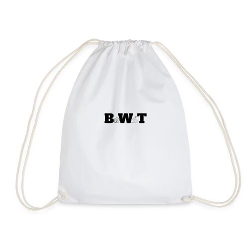 bwt logo 1 - Drawstring Bag
