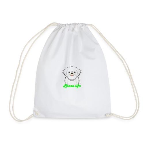 Lhasa life design - Drawstring Bag