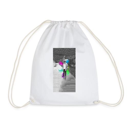 case png - Drawstring Bag