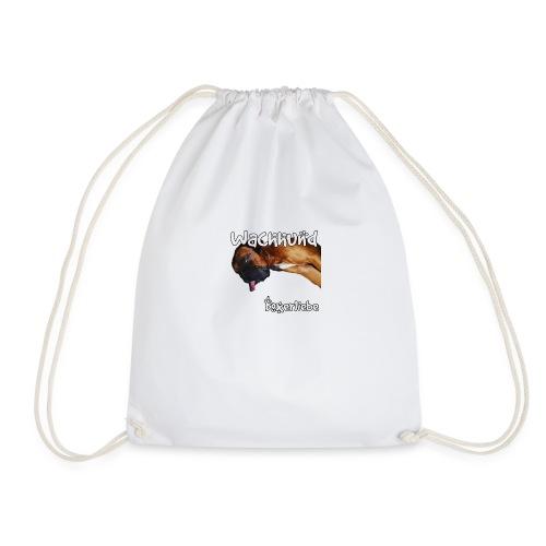 Wachhund Boxerliebe - Turnbeutel