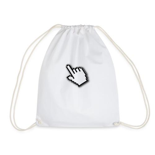 clickbait - Drawstring Bag
