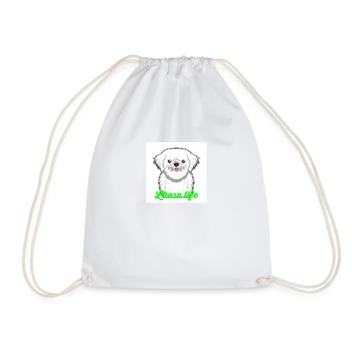 Lhasa life design - Drawstring Bag