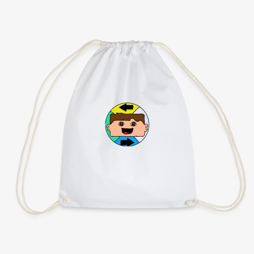 Logo! - Drawstring Bag