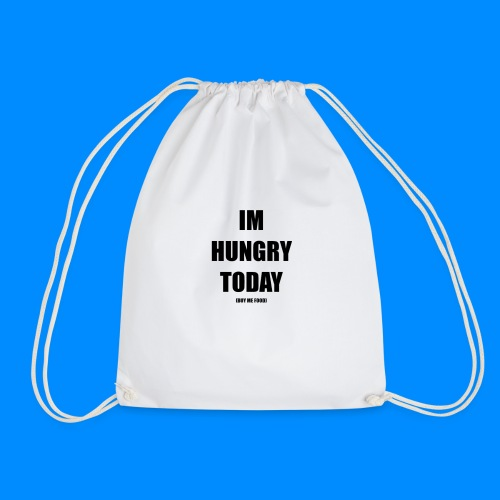 HUNGRY - Drawstring Bag