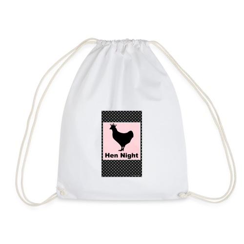 Hens party - Drawstring Bag