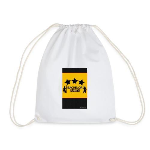 Stag night - Drawstring Bag