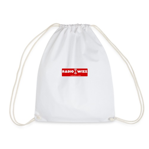 Radio Wizz - Drawstring Bag