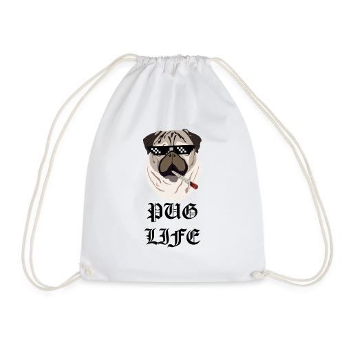 Pug Life - Sportstaske