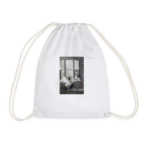Little angels - Drawstring Bag