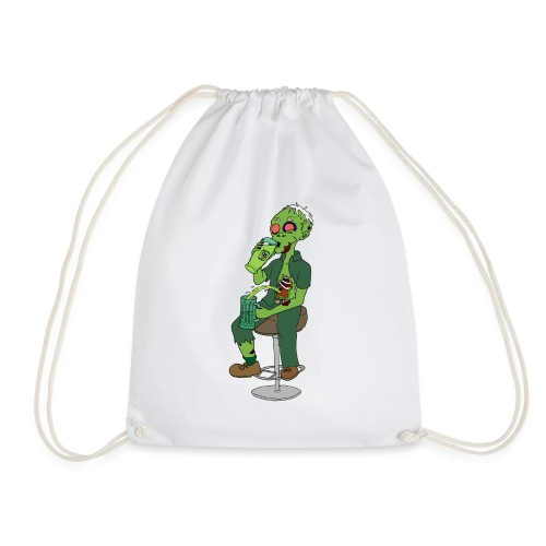St. Patrick - Drawstring Bag