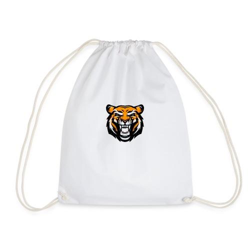 Tiger - Drawstring Bag